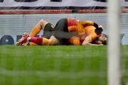 Galatasaray - Çaykur Rizespor maçından öne çıkan fotoğraflar