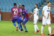 Trabzonspor - Ankaragücü maçından öne çıkan fotoğraflar