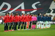 Beşiktaş - Fenerbahçe derbisinden öne çıkan fotoğraflar