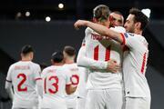 Türkiye - Hollanda maçından öne çıkan fotoğraflar