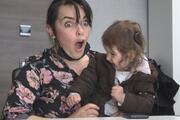 Bosnalı Majra annesinin sesini ilk kez Türkiye'de duydu, Bebeğim ile gelen duygu dolu anlar...
