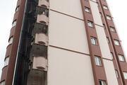 Adanada apartman girişinde tepki çeken yazı