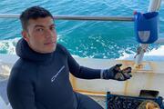 Devlet desteğiyle Akdeniz midyesi yetiştirme tesisi kurdu, kendi işinin patronu oldu