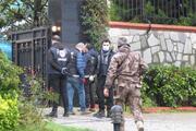 Sedat Pekerin villasında polis araması