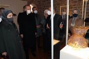 Erdoğan, Beykoz Cam Müzesi açılışına katıldı