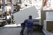 Ankarada evlerine gözyaşları içinde veda ettiler