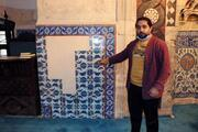 Adanada 19 yıl önce soyulan caminin çinileri, Londrada müzayededen çıktı
