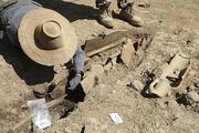 Ölüler kenti 1700 yıl sonra gün yüzüne çıktı