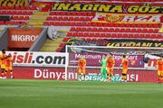 Göztepe - Galatasaray maçından çok özel fotoğraflar
