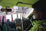 Zonguldakta trafik polisi koronavirüse yenildi
