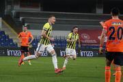 Medipol Başakşehir - Fenerbahçe maçından öne çıkan fotoğraflar