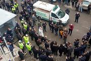 Yürek burkan detay ortaya çıkmıştı Trafik polisine acı veda
