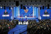 Putin konuştu, yer yerinden oynadı Dünyaya gözdağı verdi