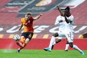 Galatasaray-Trabzonspor maçından en özel fotoğraflar