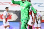 Antalyaspor - Galatasaray maçından öne çıkan fotoğraflar