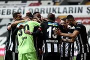 Beşiktaş - Hatayspor maçından öne çıkan fotoğraflar