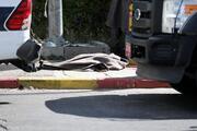 İsrail askerileri Filistinli yaşlı kadını sokak ortasında katletti