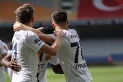 Başakşehir - Ankaragücü maçından öne çıkan fotoğraflar