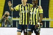 Fenerbahçe - Erzurumspor maçından öne çıkan fotoğraflar