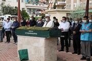 MATSO Başkanı Ahmet Boztaş toprağa verildi