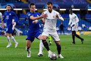 Chelsea - Real Madrid maçından çok özel fotoğraflar