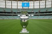 EURO 2020 kupası Baküde