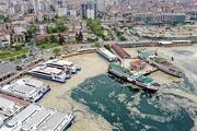 Deniz salyası için Çevre ve Şehircilik İl Müdürlüklerine talimat verildi