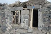 3 bin 300 yıllık yazıt eski bir evin kapısında çıktı