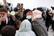 Savaşın dağıttığı aileler, 10 yıl sonra kavuştu