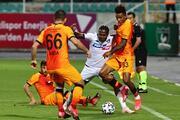 Denizlispor - Galatasaray maçından öne çıkan fotoğraflar