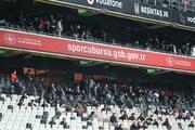 Beşiktaş - Karagümrük maçından öne çıkan fotoğraflar