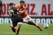 Galatasaray - Yeni Malatyaspor maçında öne çıkan fotoğraflar