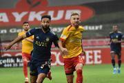 Kayserispor - Fenerbahçe maçından öne çıkan fotoğraflar