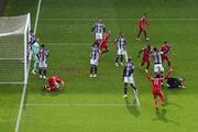 Liverpoolda Alissonun gol sevinci