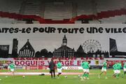 Lille Saint-Etienne maçından en özel fotoğraflar