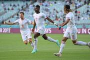 Galler - İsviçre maçından fotoğraflar (EURO 2020)