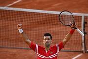 Novak Djokovic - Stefanos Tsitsipas maçından öne çıkan fotoğraflar