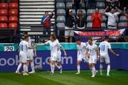 Son Dakika: EURO 2020de Patrick Schick 1980den bu yana en uzak mesafeden atılan gole imza attı (İskoçya - Çekya)