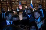 Son dakika: Dünya bu iki olayı konuşuyor... Putin - Biden görüşmesine damgasını vurdu