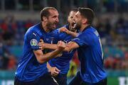İtalya-İsviçre maçından en özel fotoğraflar