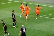 Hollanda-Avusturya maçından en özel fotoğraflar