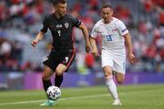 Hırvatistan-Çekya maçından özel fotoğraflar