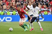 Macaristan-Fransa maçından en özel fotoğraflar