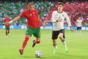 Portekiz - Almanya maçından öne çıkan fotoğraflar