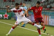 İsviçre - Türkiye maçından öne çıkan fotoğraflar