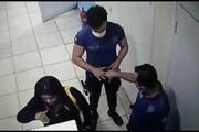 Esenyurtta polis merkezinde ölüm Kamera görüntüleri ortaya çıktı