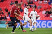Çekya - İngiltere maçından öne çıkan fotoğraflar