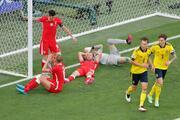 İsveç-Polonya maçından en özel fotoğraflar