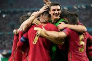 Portekiz - Fransa karşılaşmasından çok özel fotoğraflar