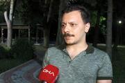 Bursada güpegündüz barbarlık İmdadına DHA muhabirleri yetişti